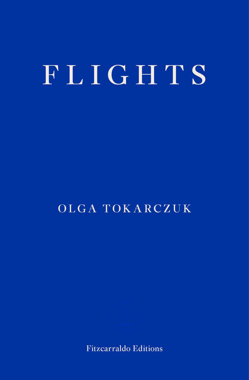 Large olga tokarczuk flights