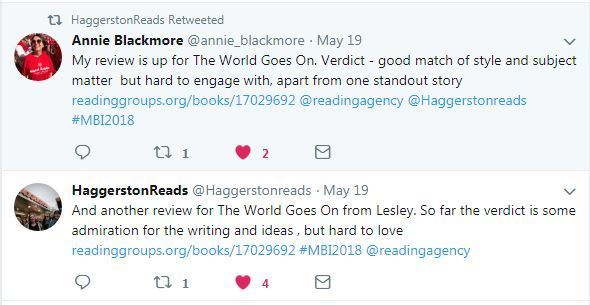 Medium haggerston reads