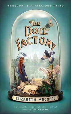 Medium the doll factory 250