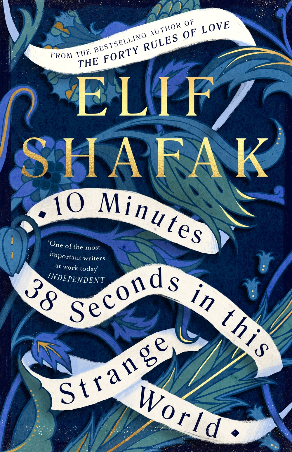 Large elif shafak 10 minutes 38 seconds in  this strange world