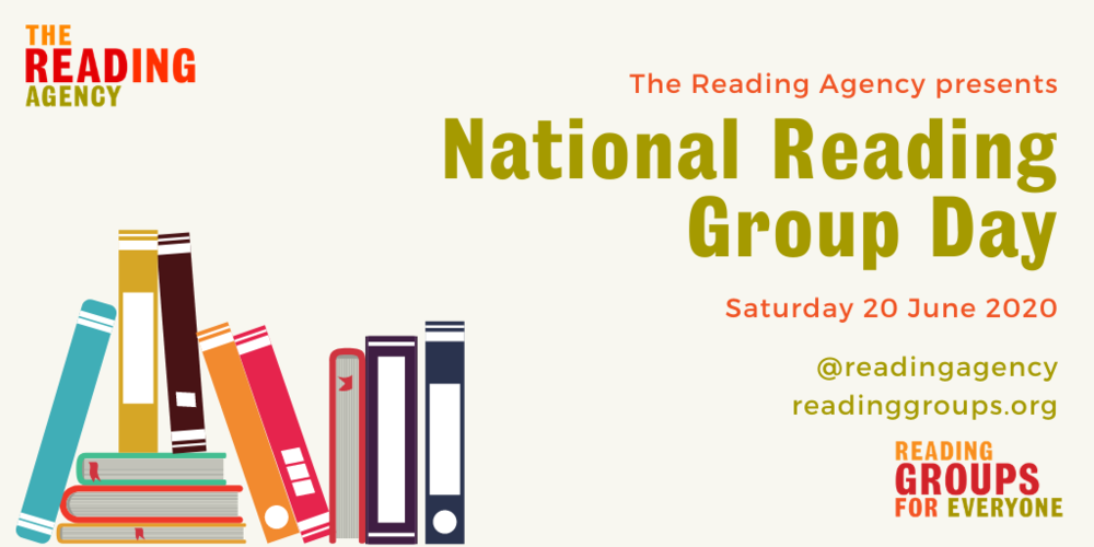Large national reading groups day twitter