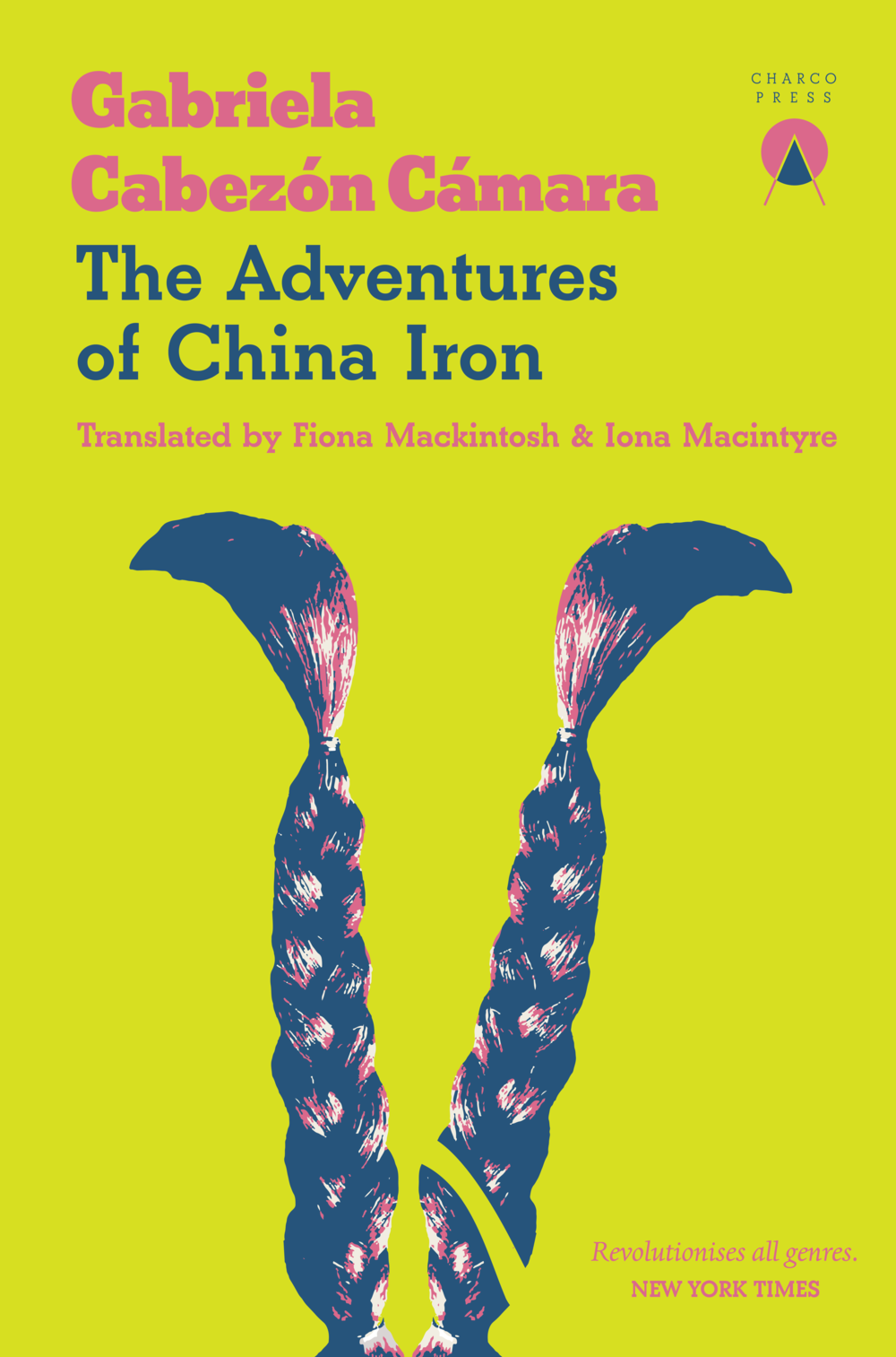 Large the adventures of china iron