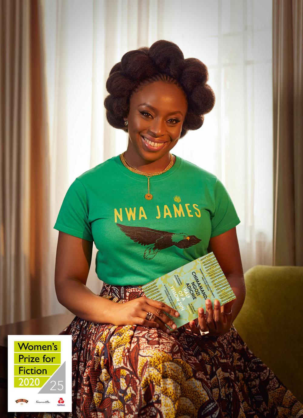 Large chimamanda ngozie achiche  women s prize winner of winners