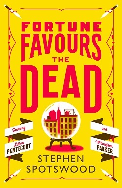 Large fortune favours the dead 250