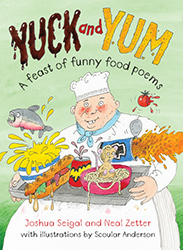 Yuck and Yum book jacket