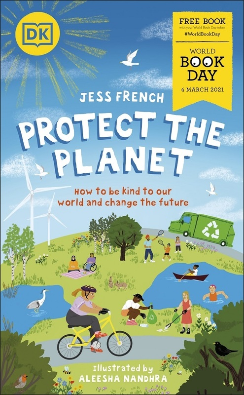 Protect the Planet drawing competition - Win an amazing book bundle!