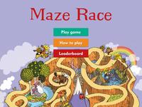 Mythical Maze Race