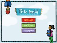 Title Dash!