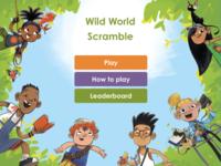 Wild World Scramble