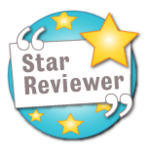 Introducing...the Star Reviewer badge!