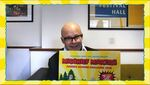 Harry Hill's Summer Reading Challenge message