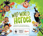 Introducing...Wild World Heroes!