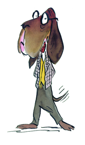 Meet the Animal Agents #2: Bart the bloodhound image