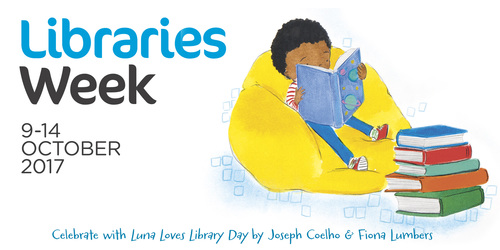 Celebrating Libraries Week image