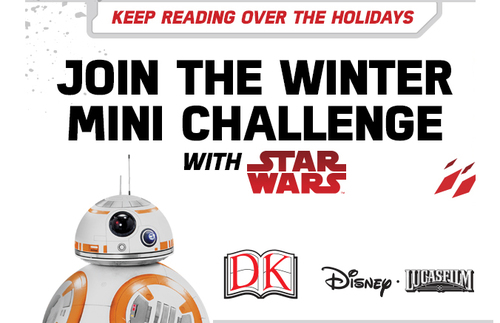 This is the Winter Mini Challenge you're looking for! image