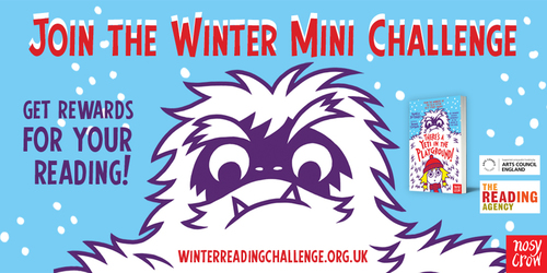 Are you ready yet-i for the Winter Mini Challenge 2018? image