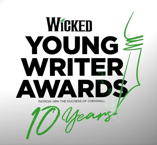 Enter the Wicked Young Writer Awards 2020! image