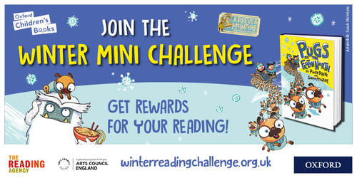 The Winter Mini Challenge is here! image