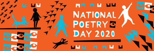 Celebrate National Poetry Day 2020! image