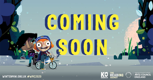 Join the Winter Mini Challenge and become a reading hero! image