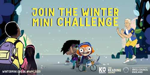 The Winter Mini Challenge is on! image