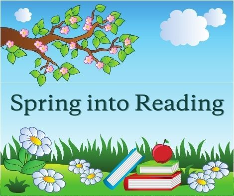 Spring into reading image