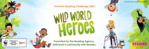 Welcoming all Wild World Heroes!  image