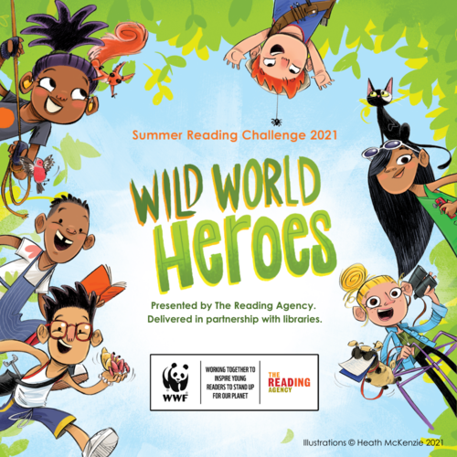 Welcome to Wild World Heroes!