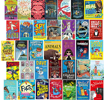 The Animal Agents book collection