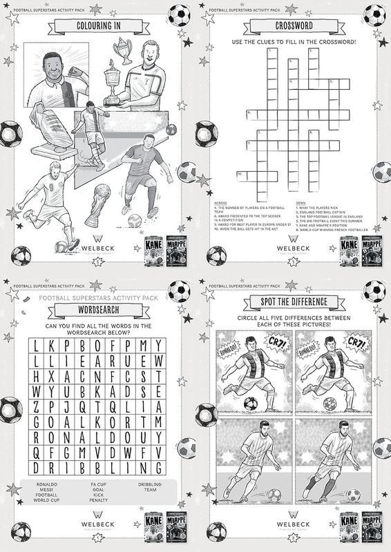 Sêr y Bêl Gron (Football Superstars)