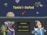 Tanio'r Gofod