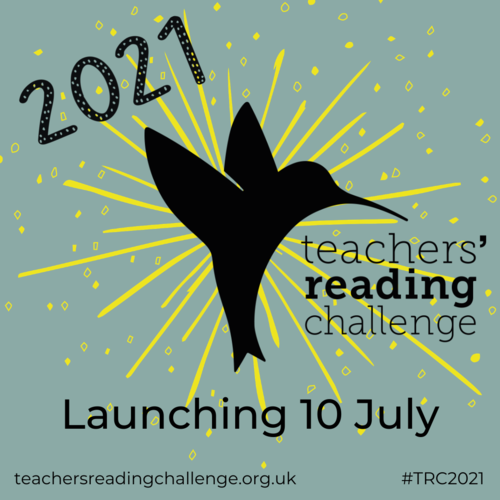 Welcome to the 2021 Teachers' Reading Challenge! image