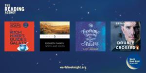 Listen to World Book Night 2020