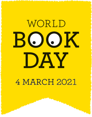 World Book Day – 4 March 2021