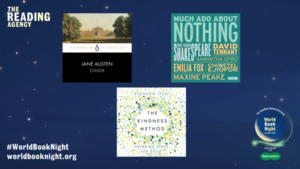 Download your free World Book Night audiobook