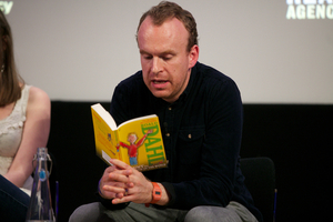 Small world book night 2016 matt haig reading from danny champion of the world
