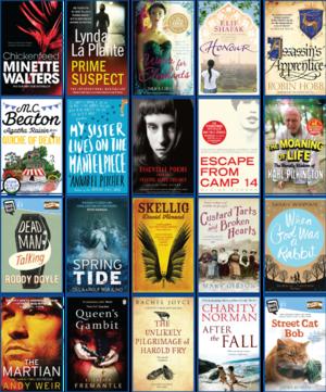 Win a set of 2015 World Book Night Titles