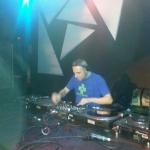 Samu Ferrer, DJ en Sant Adrià de Besòs