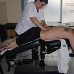 Raquel Mendoza, Fisioterapeuta en Marbella
