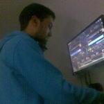 Ruben Reviriego Moruno, DJ en Villanueva del Fresno