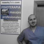 Ismael De La Torre Blas, Fisioterapeuta a Alcalá de Henares
