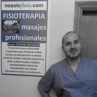 Ismael De La Torre Blas, Fisioterapeuta en Alcalá de Henares