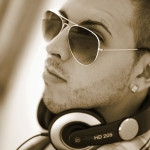 Chrix Mártin, DJ en Toledo