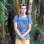 Anamaria Victors, Jardinero en Barcelona