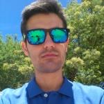 Alejandro Vizcaíno García, Monitor de tiempo libre en Trujillo