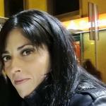 Almudena Munoz, Lavadora de coches en Jerez de la Frontera