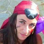 Verónica Vázquez Buendía, Animadora infantil en Las Palmas de Gran Canaria