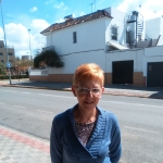 Maria fernanda Lopez jiménez, Empleada de hogar en Sevilla