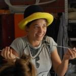 Maria Andrés martí, Animadora infantil en Barcelona