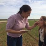 Alicia Sanchez, Maquilladora profesional en Murcia
